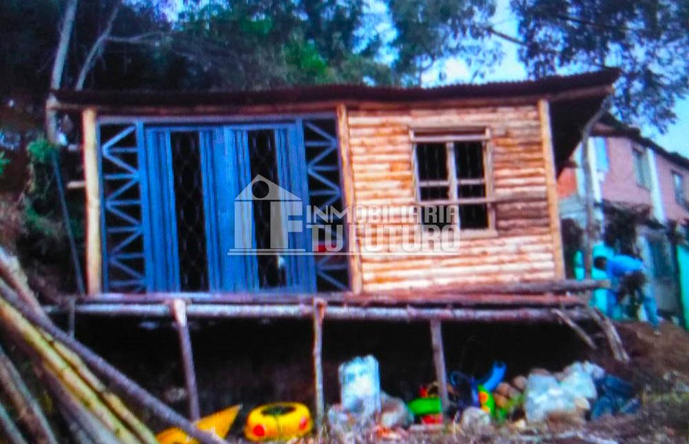 Cabaña en Vereda Barro Blanco